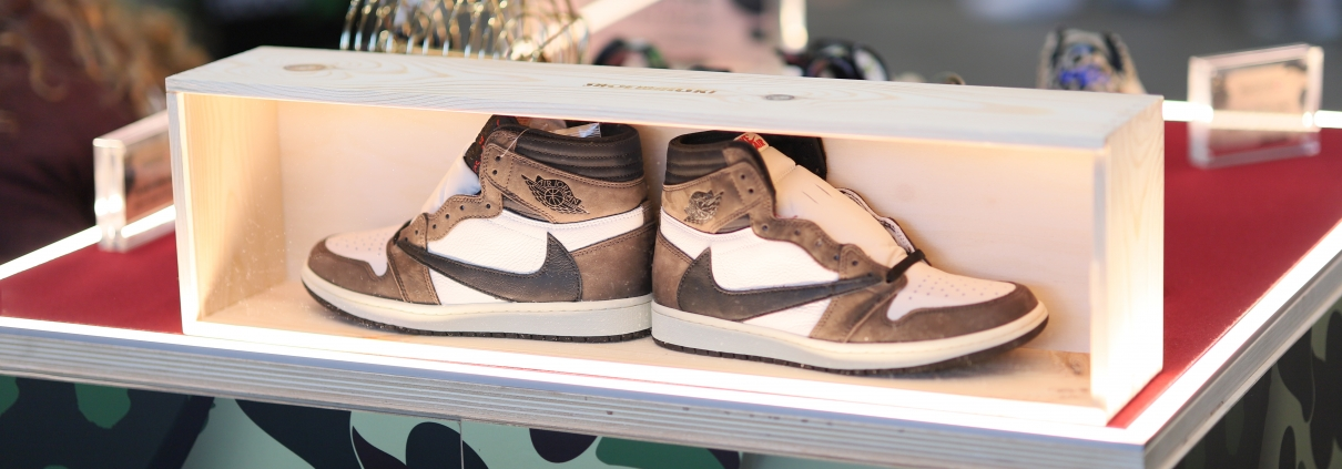 Wooden Box @ Sneakerness